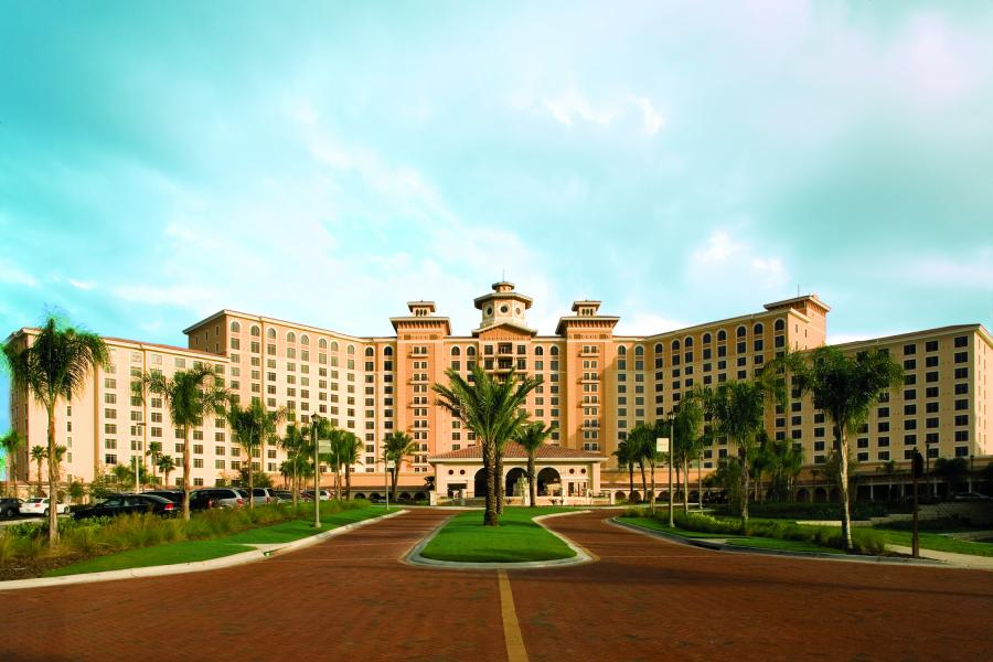 Rosen Shingle Creek Hotel Exterior Photo Gallery Orlando