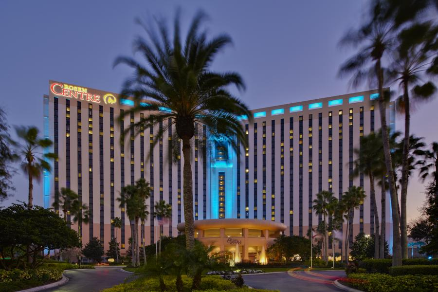 Rosen Centre Hotel  International Drive Orlando Fl