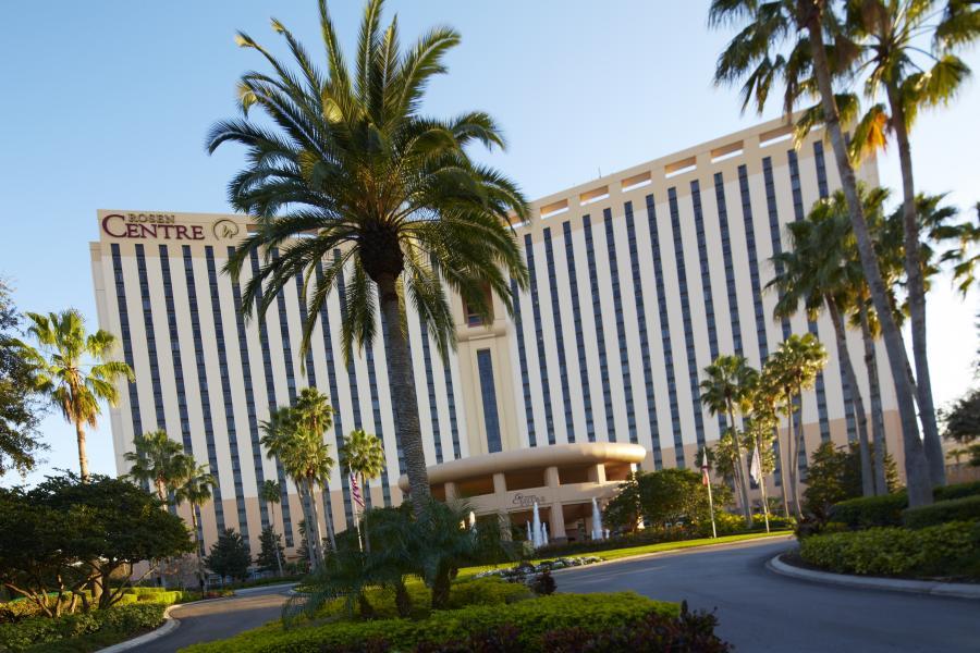 Rosen Centre Hotel Front