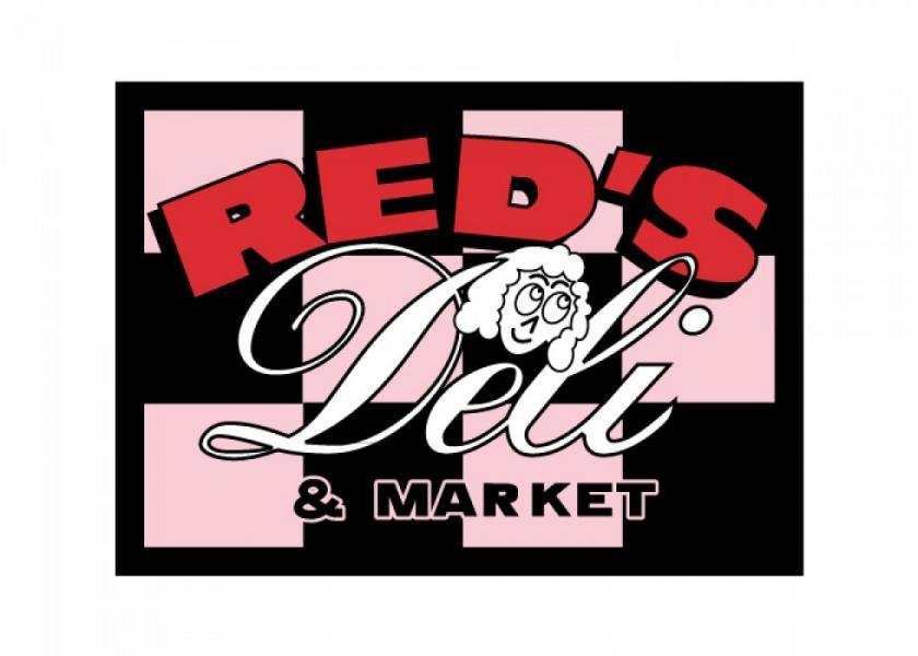 Red's Deli Market Logo
