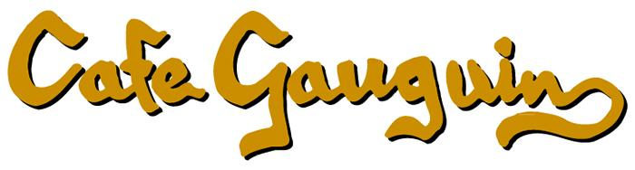 Cafe Gauguin Logo (Color)