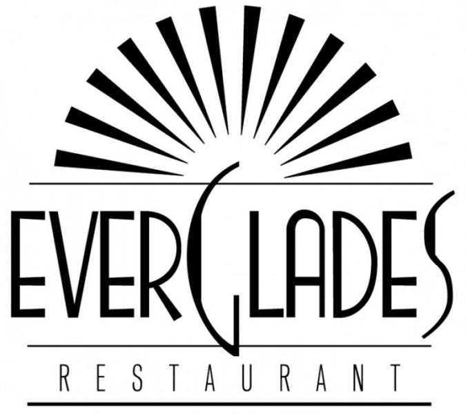 Everglades Restaurant Logo (Black)