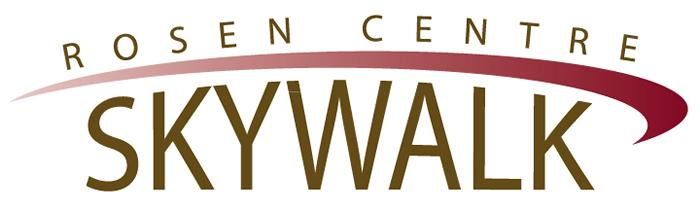 Rosen Centre Skywalk Logo