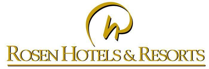 Rosen Hotels & Resorts Logo (Color)