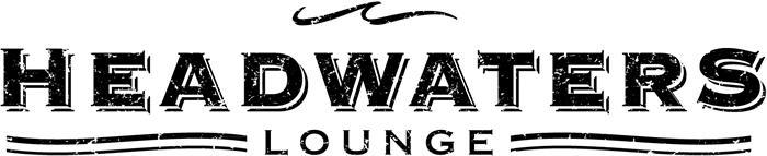 Headwaters Lounge Logo (Black)