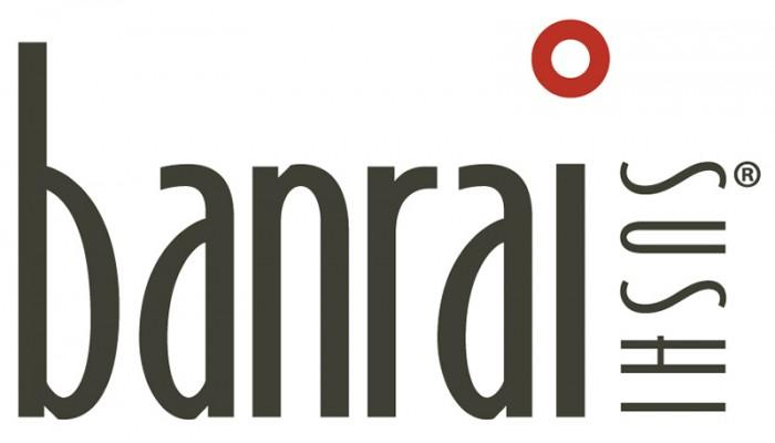 Banrai旅遊壽司標誌