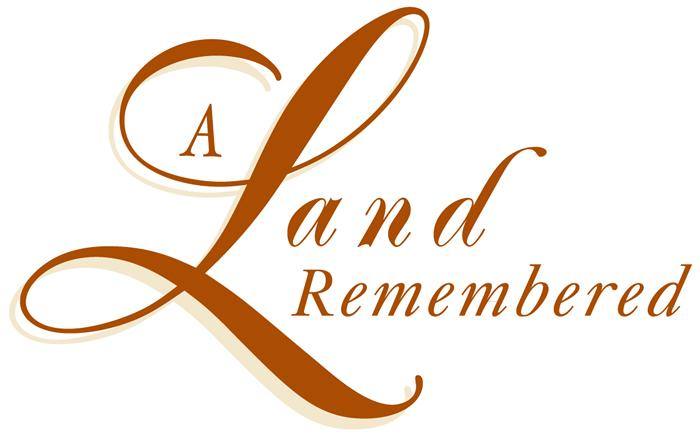 A Land Remembered Logo (Color)