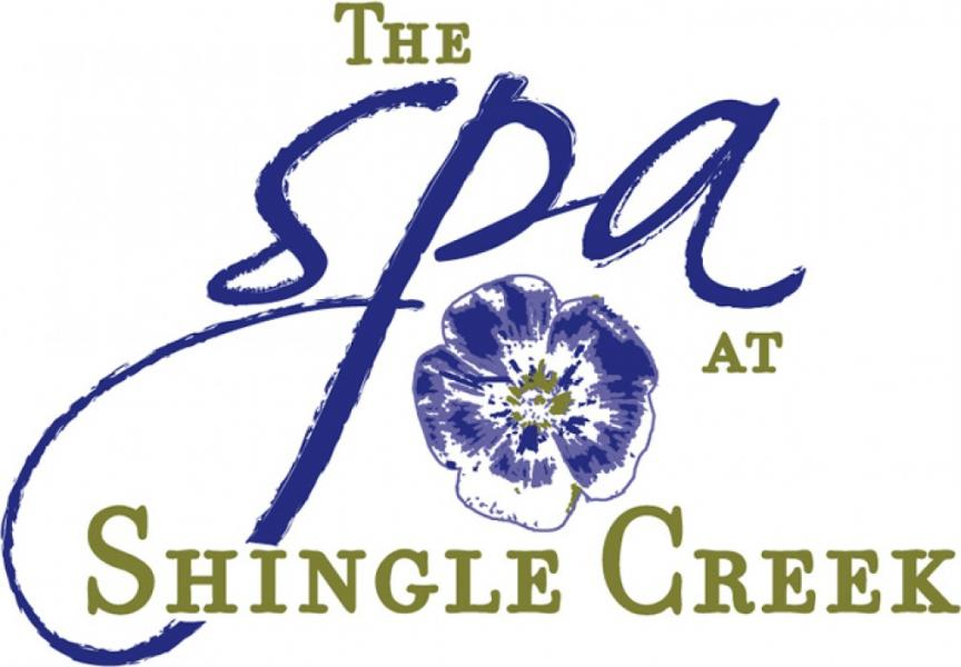 Le Spa de Shingle Creek Logo (Couleur)