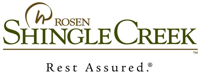 Rosen Shingle Creek - Rest Assured Logo