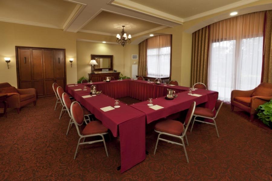 Two Bay Hospitality - Set Up