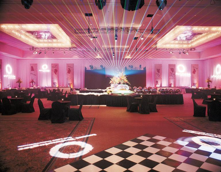 Ballroom Themed for Events