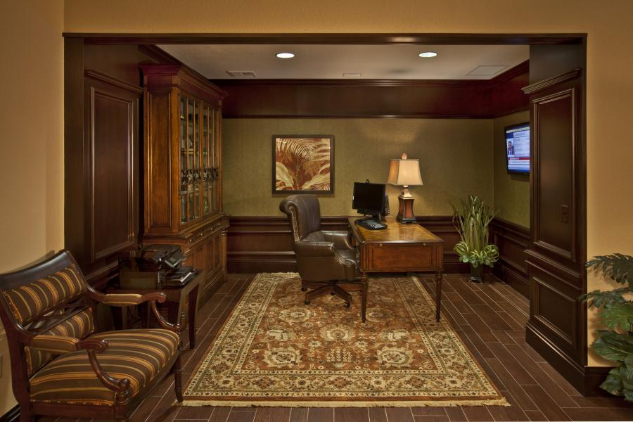 Presidential Suite, Office