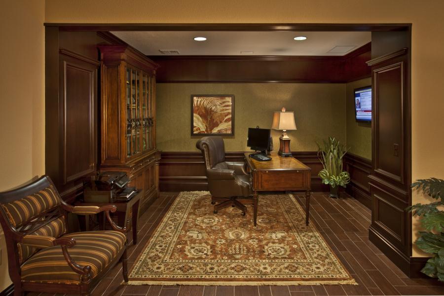 Presidential Suite, Office