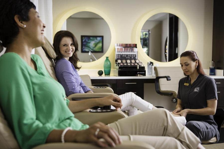 The Spa at Rosen Centre, Pedicure