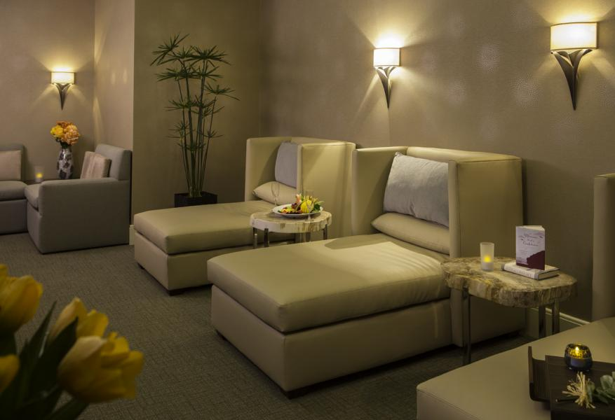 The Spa at Rosen Centre, Relaxation Room