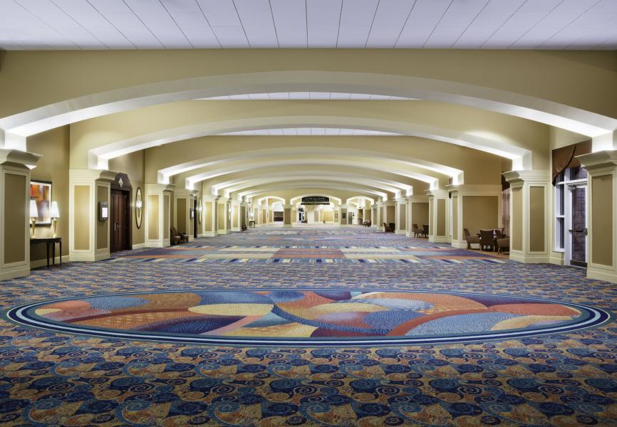 Grand Ballroom Foyer