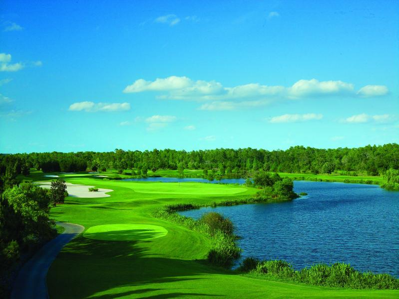 Orlando Golf Hotel And Resort Orlando Golf Course