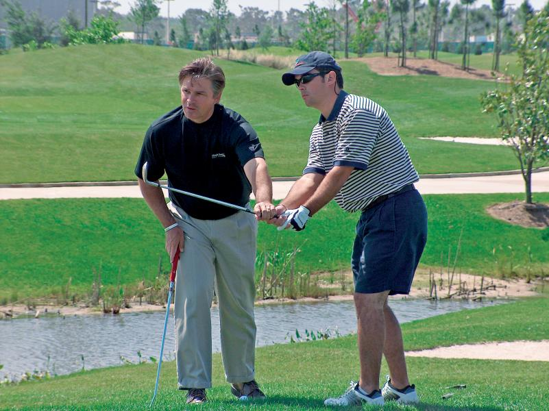 Brad Brewer of the Brad Brewer Golf Academy, ranked a Top 25 Golf School by Golf Magazine.