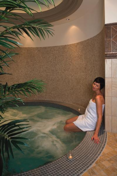 O Spa do Shingle Creek
