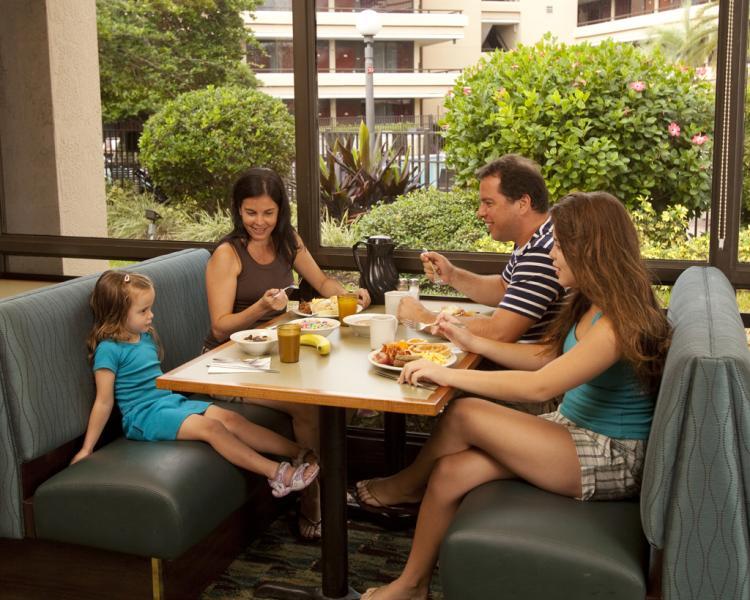 Plaza Garden Restaurant