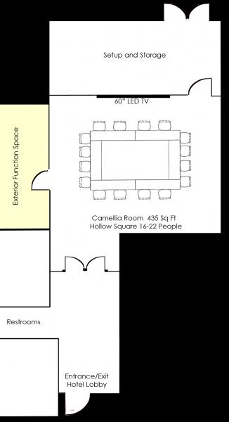 Camellia Square Diagram