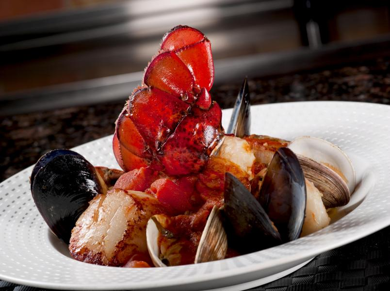 Cala Bella - Cala Bella Seafood Pescatore