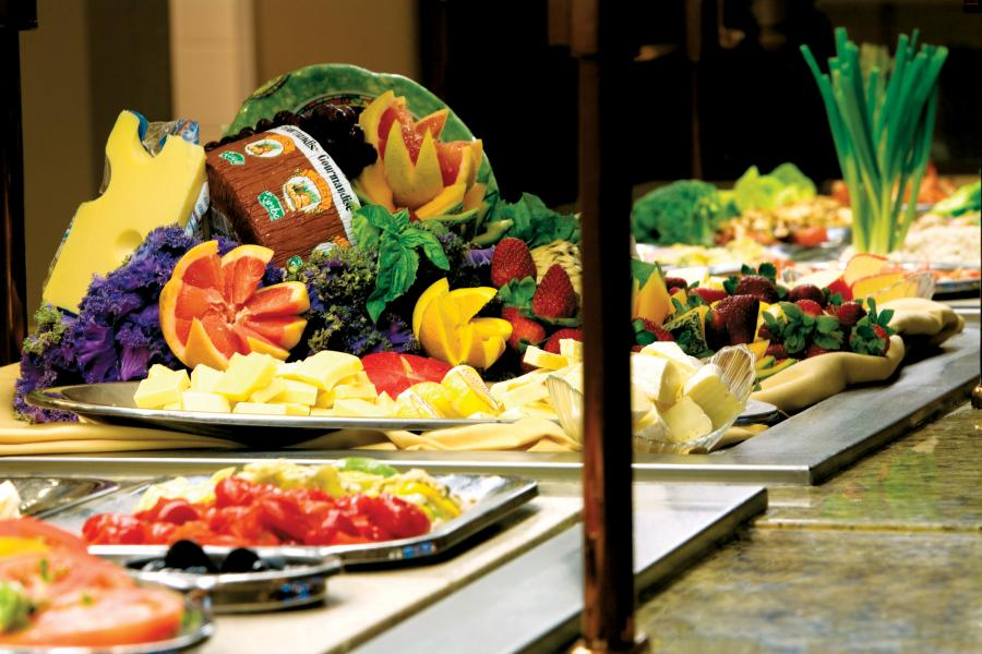 Cafe Osceola Buffet