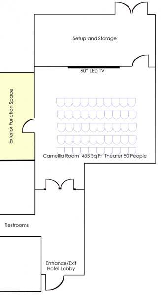 Theater Style Diagram - Camellia