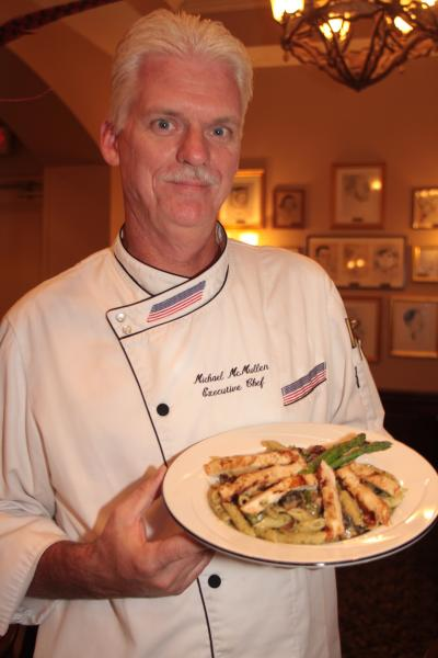 Chef Michael McMullen