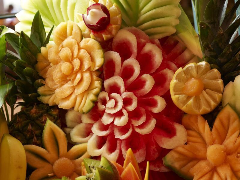 Cafe Matisse - Fruits