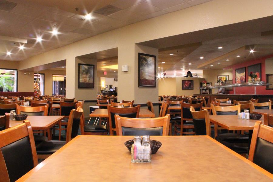 Boardwalk Buffet Restaurant Dining Room