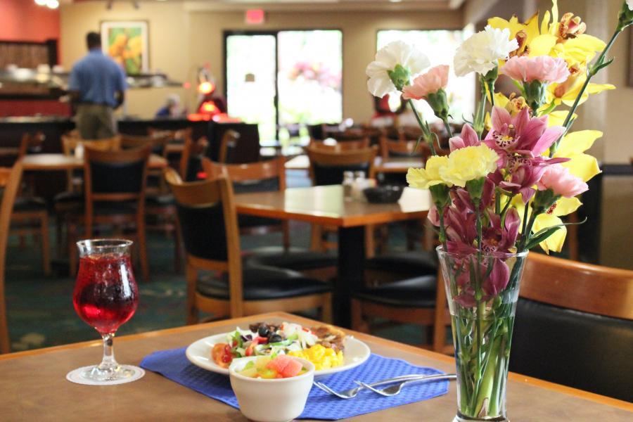 Boardwalk Buffet Dining Room 2