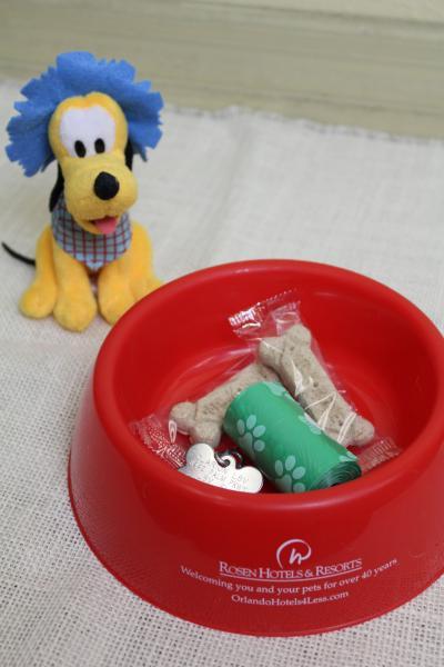 Clarion Inn Pet Gift