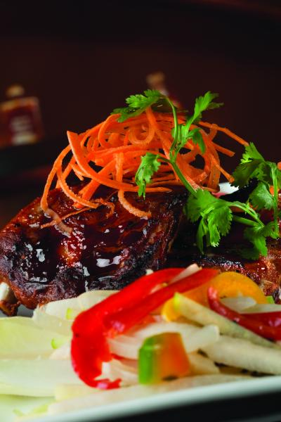 98Forty Tapas & Tequila - Ribs