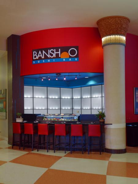 Banshoo, Sushi Bar