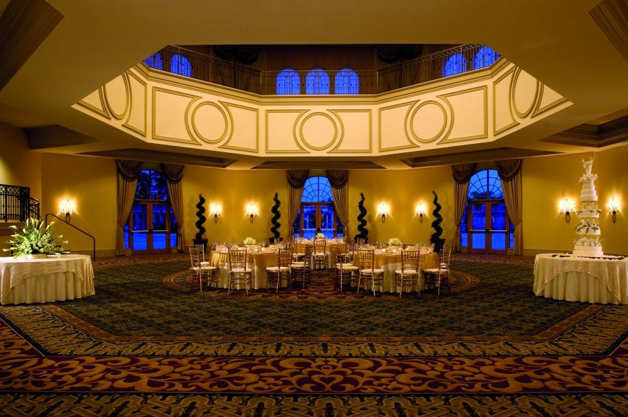 Wedding in Butler Ballroom