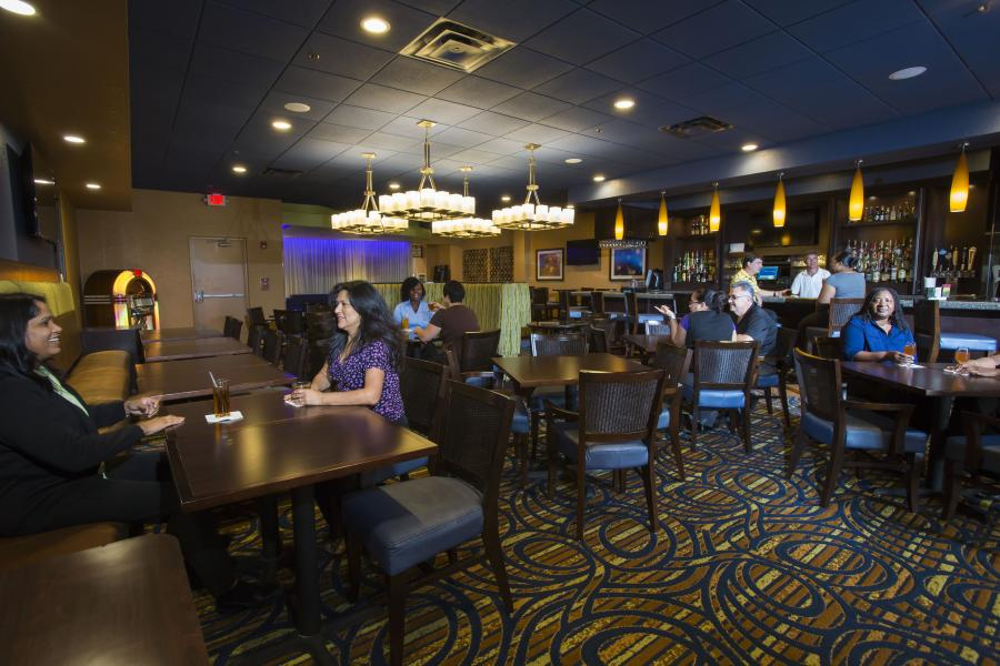 Topsy Turvey Lounge