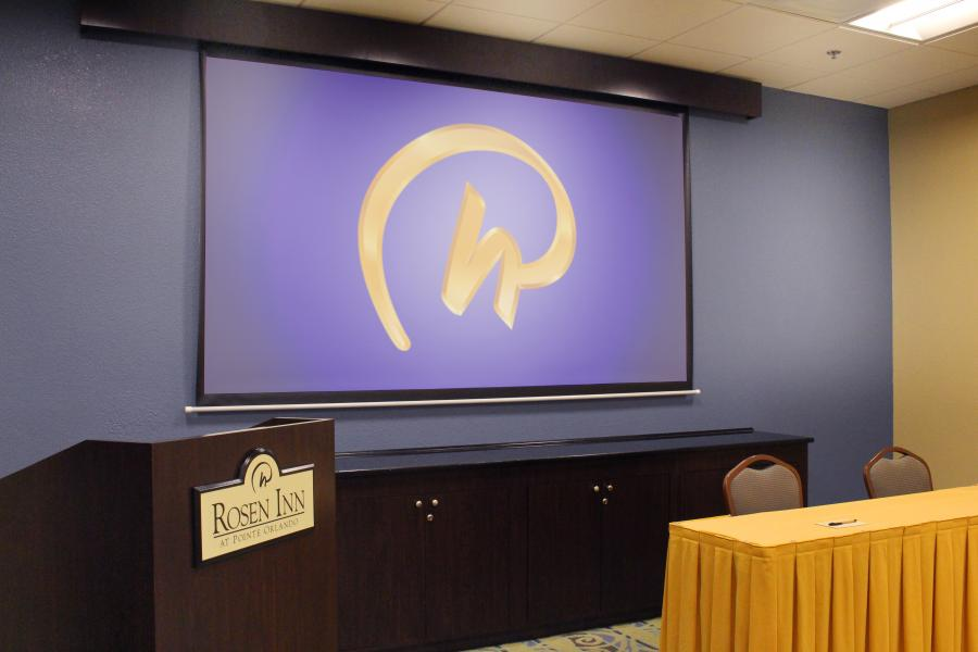 Magnolia Room 120 in. Projector Screen