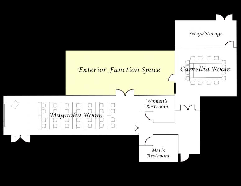 Meeting Space Floor Plans