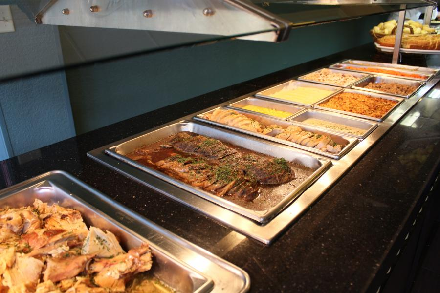 Plaza Garden Buffet