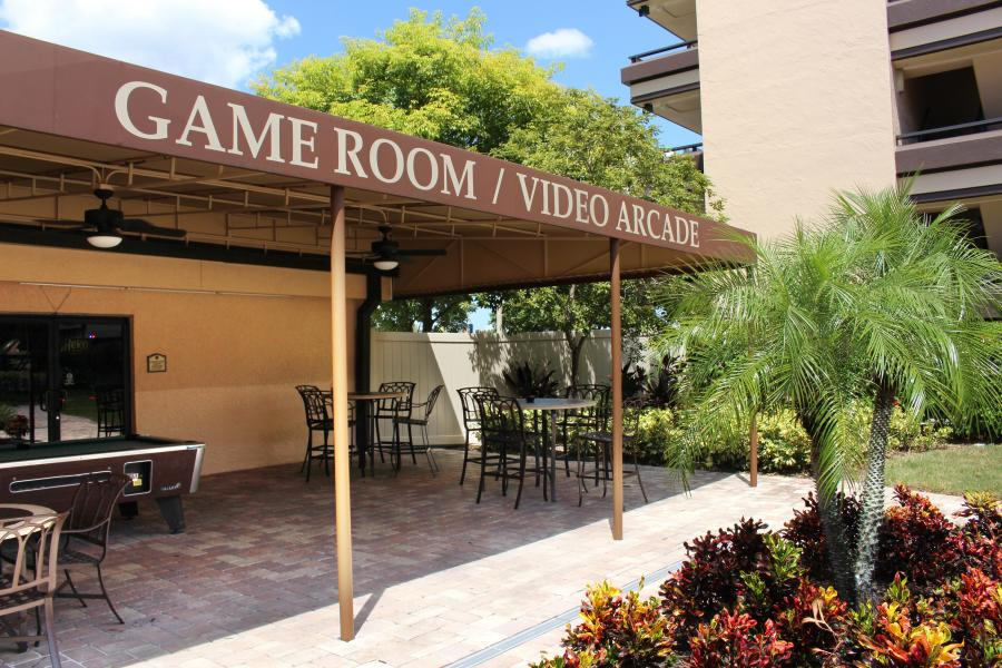 Game Room Video Arcade