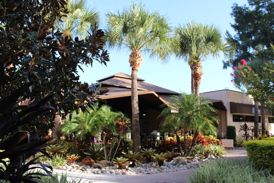 Rosen Inn at Pointe Orlando Walkway