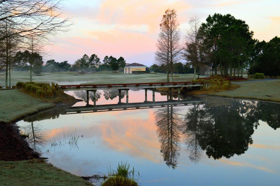 Orlando Golf Hotel And Resort Orlando Golf Course