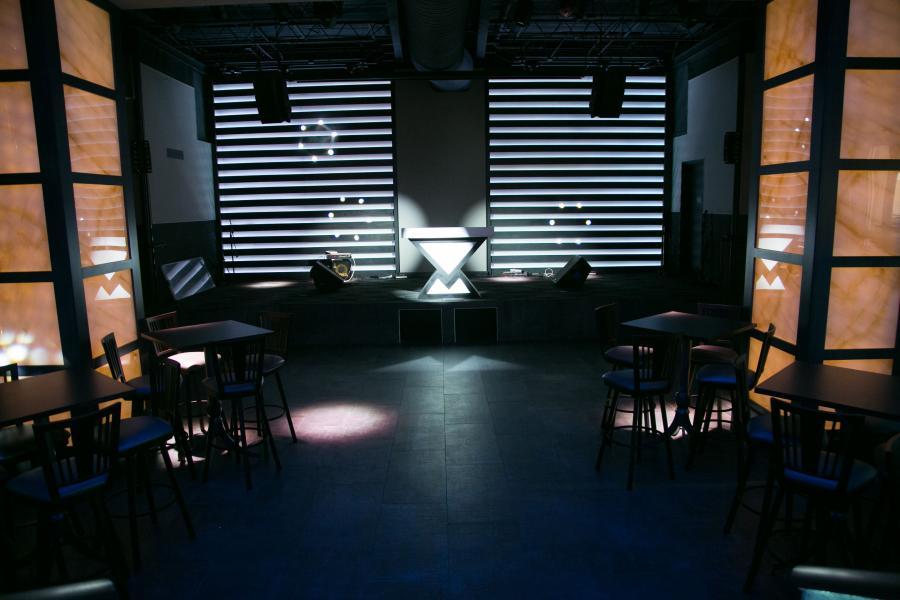 Club 39 Stage