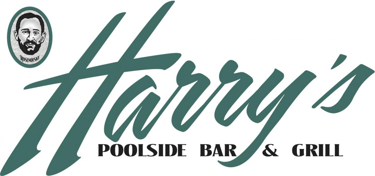 Harry's Poolside Bar & Grill Logo