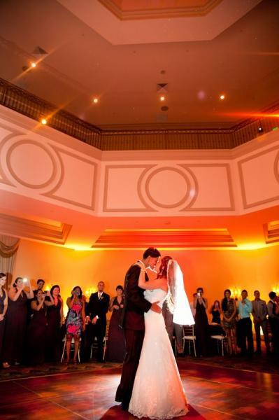 Wedding Couple- Reception