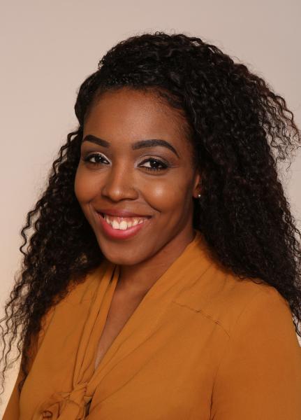 Iva Pittman, Guest Relations Coordinator