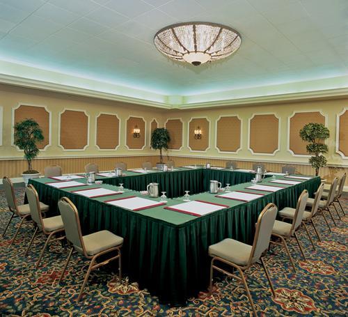 Rosen Plaza's versatile Conference Room.