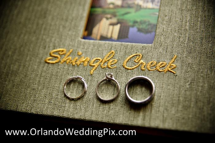 Shingle Creek Wedding