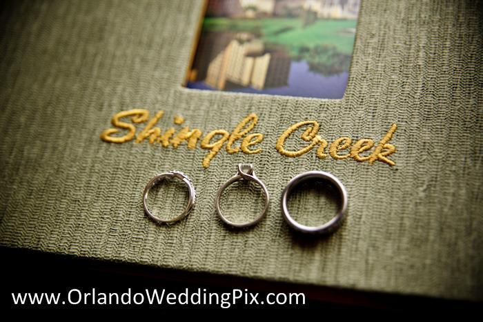 Shingle Creek Wedding
